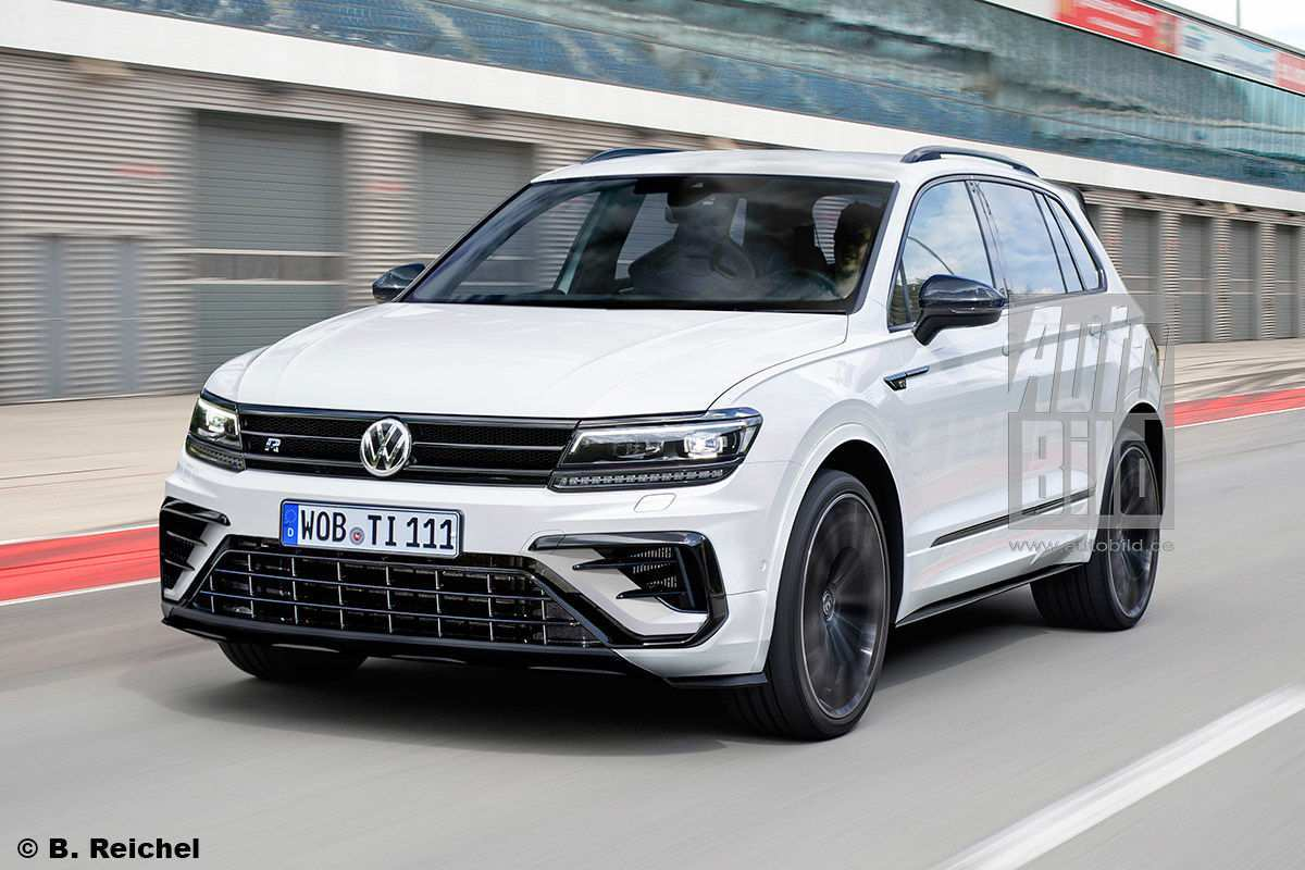 62 The 2020 Vw Tiguan Images