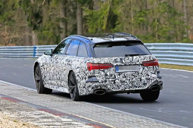 62 The Audi Rs6 2020 Pictures