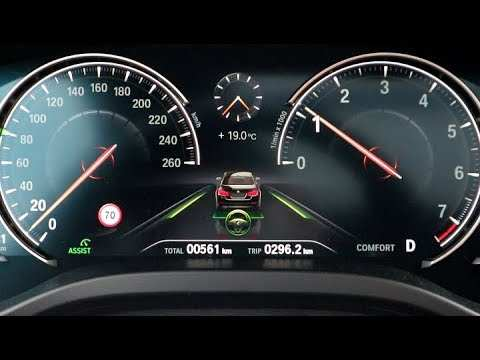 62 The BMW Head Up Display 2020 Wallpaper