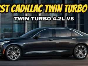 62 The Best 2019 Cadillac V8 Review
