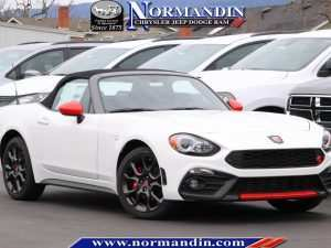 62 The Best 2019 Fiat Spider Abarth Price