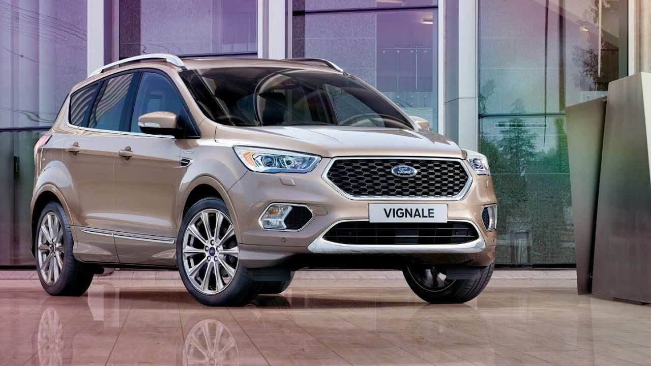 62 The Best 2019 Ford Kuga Specs And Review