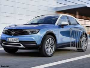 62 The Best 2019 Opel Suv Concept