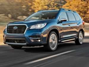 62 The Best 2019 Subaru Suv Exterior