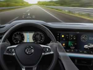 62 The Best 2019 Volkswagen Touareg Interior Specs and Review