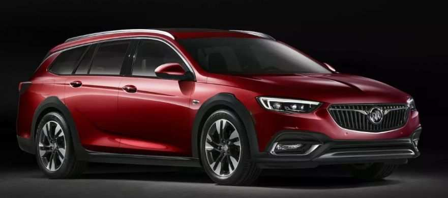 62 The Best 2020 Buick Station Wagon Redesign And Concept
