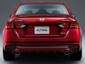 62 The Best 2020 Nissan Altima Ratings