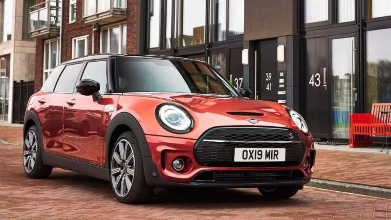 62 The Best Mini 2019 Facelift Exterior