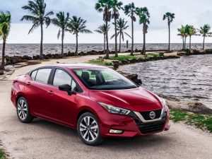 62 The Best Nissan Versa 2020 Interior Price and Review