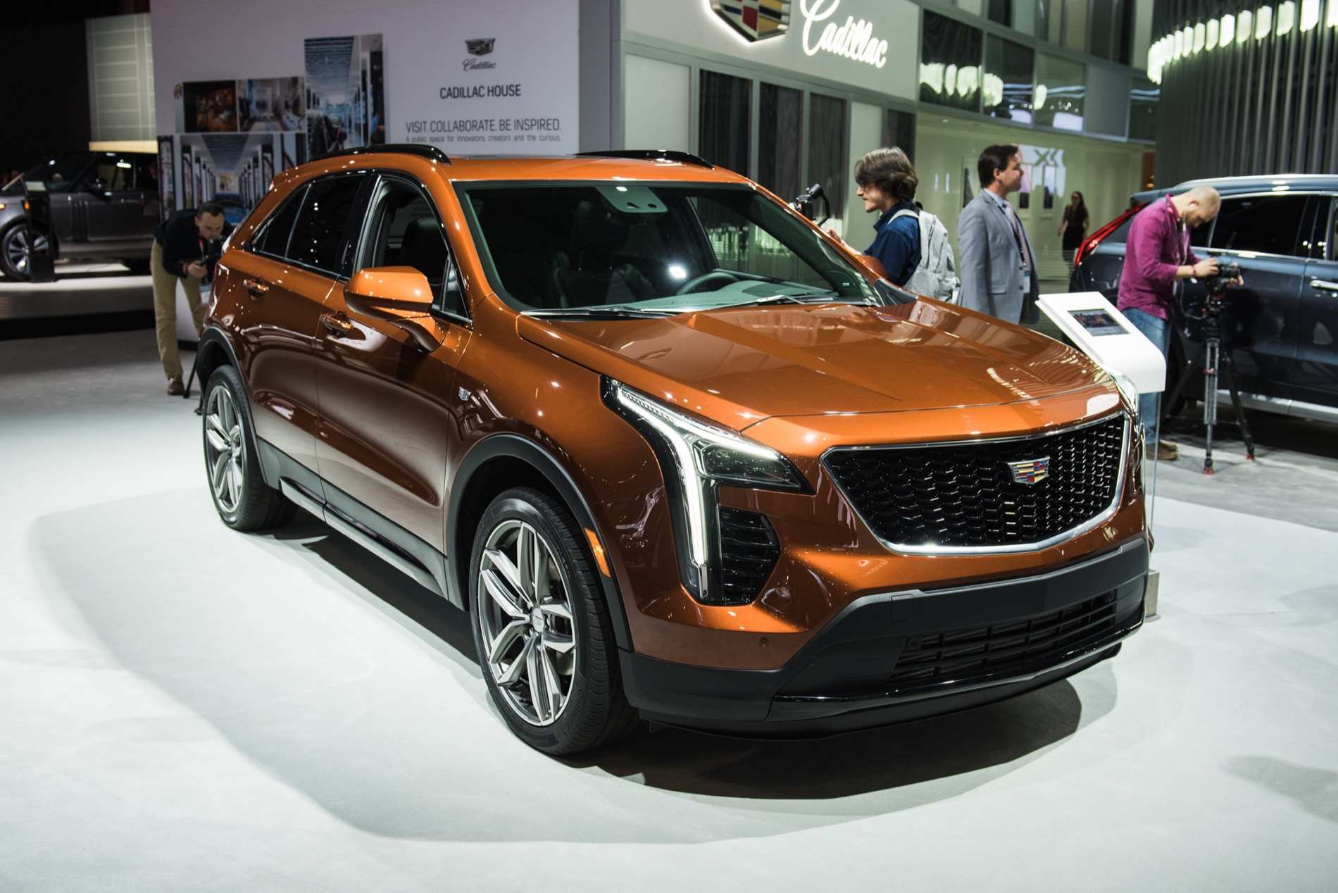 62 The Cadillac Xt5 2020 Redesign And Concept