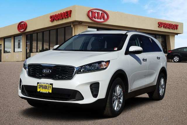 62 The Kia Sorento 2019 Video New Model and Performance