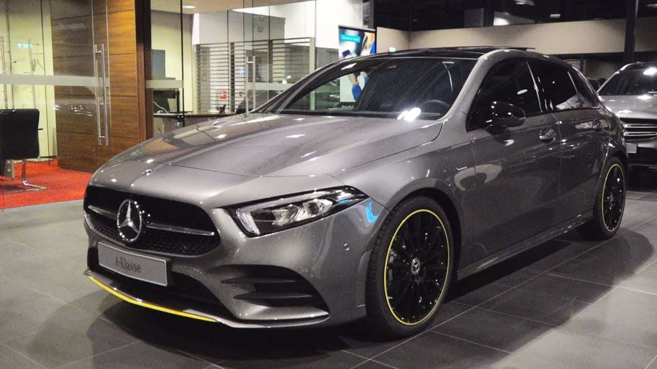 62 The Mercedes A200 Amg Line 2019 Model