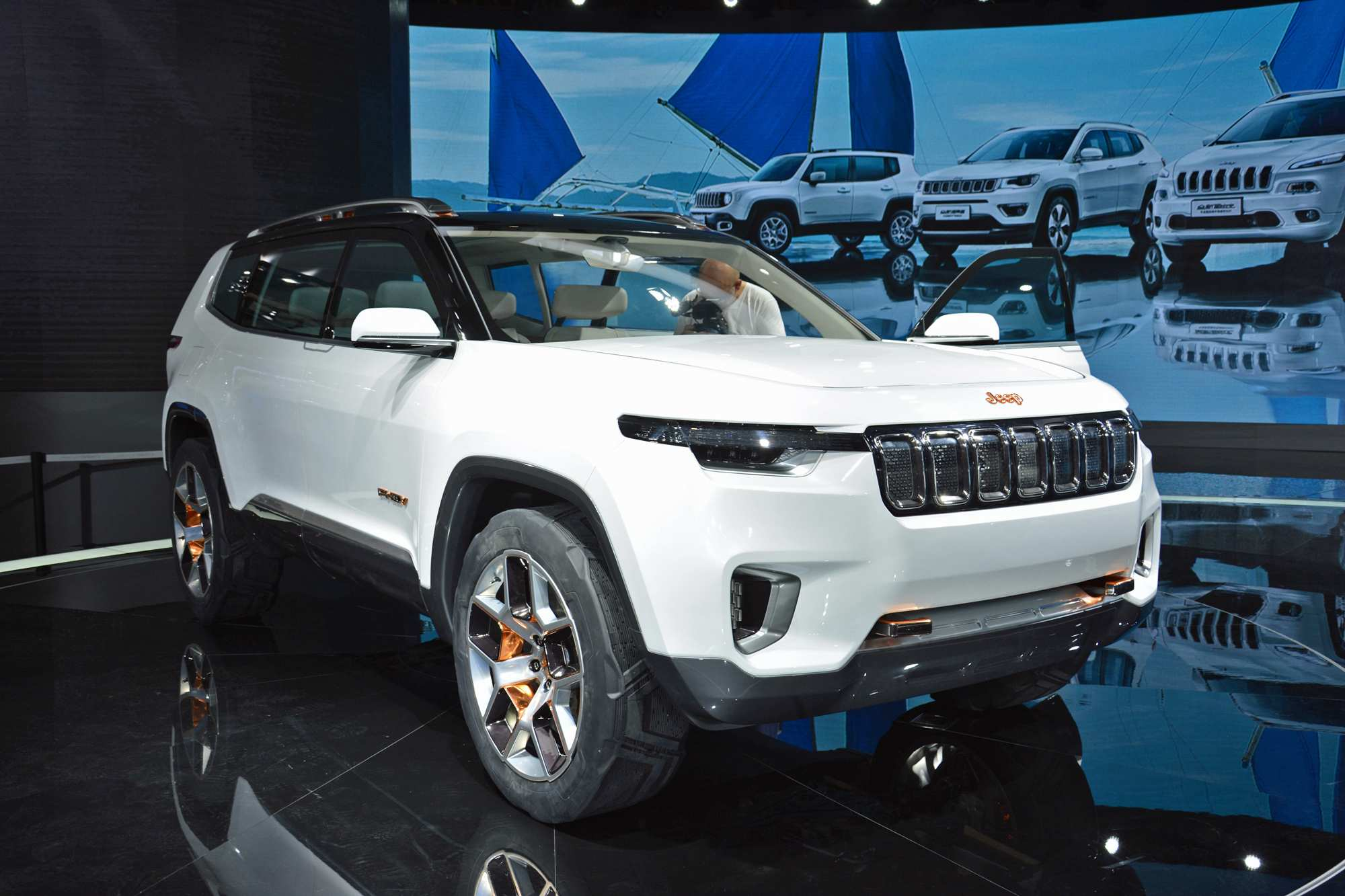 62 The New 2020 Jeep Grand Cherokee Redesign And Concept