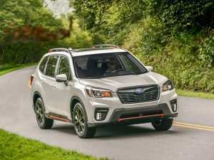 62 The Subaru Forester 2019 Gas Mileage Style