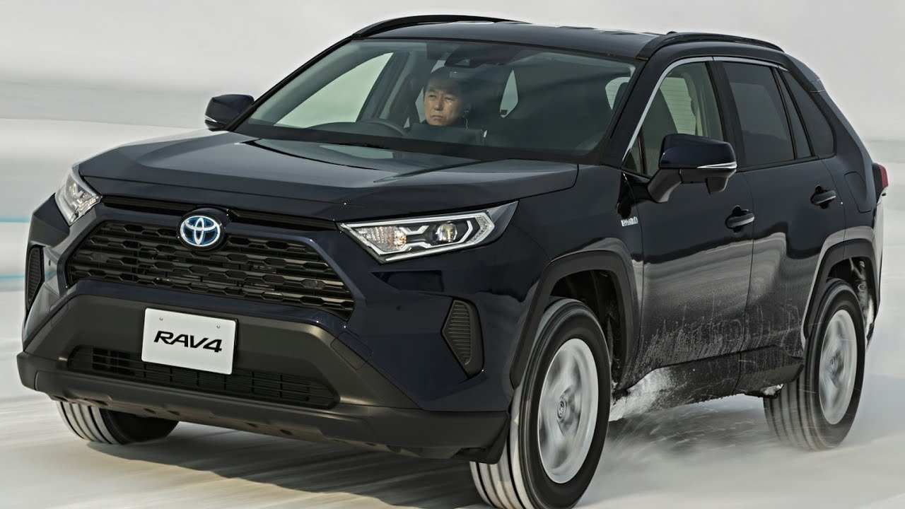 62 The Toyota Rav4 2020 Picture