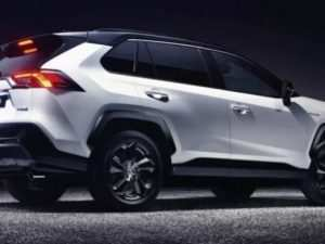 62 The Toyota Rav4 2020 Pictures
