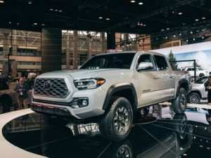 62 The Toyota Tacoma 2020 Release Date New Concept