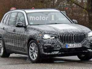 63 A 2019 Bmw X5 Release Date Redesign and Concept