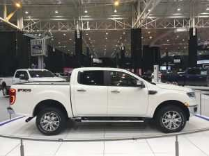 63 A 2019 Ford Ranger Auto Show Release Date
