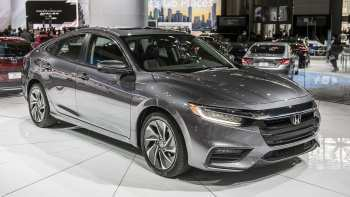 63 A 2019 Honda Insight Review Interior