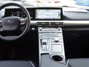 63 A 2019 Hyundai Nexo Interior Performance