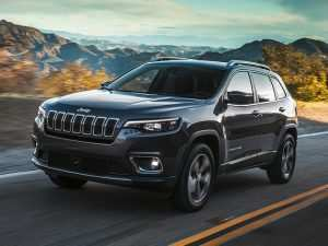 63 A 2019 Jeep Cherokee Kl New Review