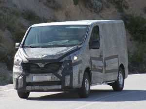 63 A 2019 Renault Trafic New Concept