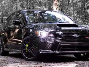 2019 Subaru Sti Review