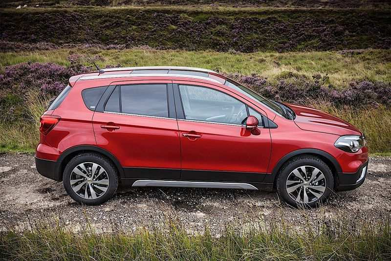 63 A 2019 Suzuki Sx4 Specs And Review
