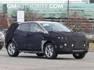 63 A 2020 Buick Encore Reveal Redesign