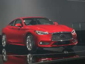 63 A 2020 Infiniti Q60 Red Sport Research New