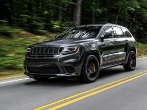 63 A 2020 Jeep Grand Cherokee Redesign Performance and New Engine