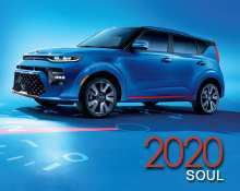 63 A 2020 Kia Soul Brochure Redesign and Review