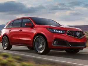 63 A Acura Mdx 2020 Spy New Model and Performance