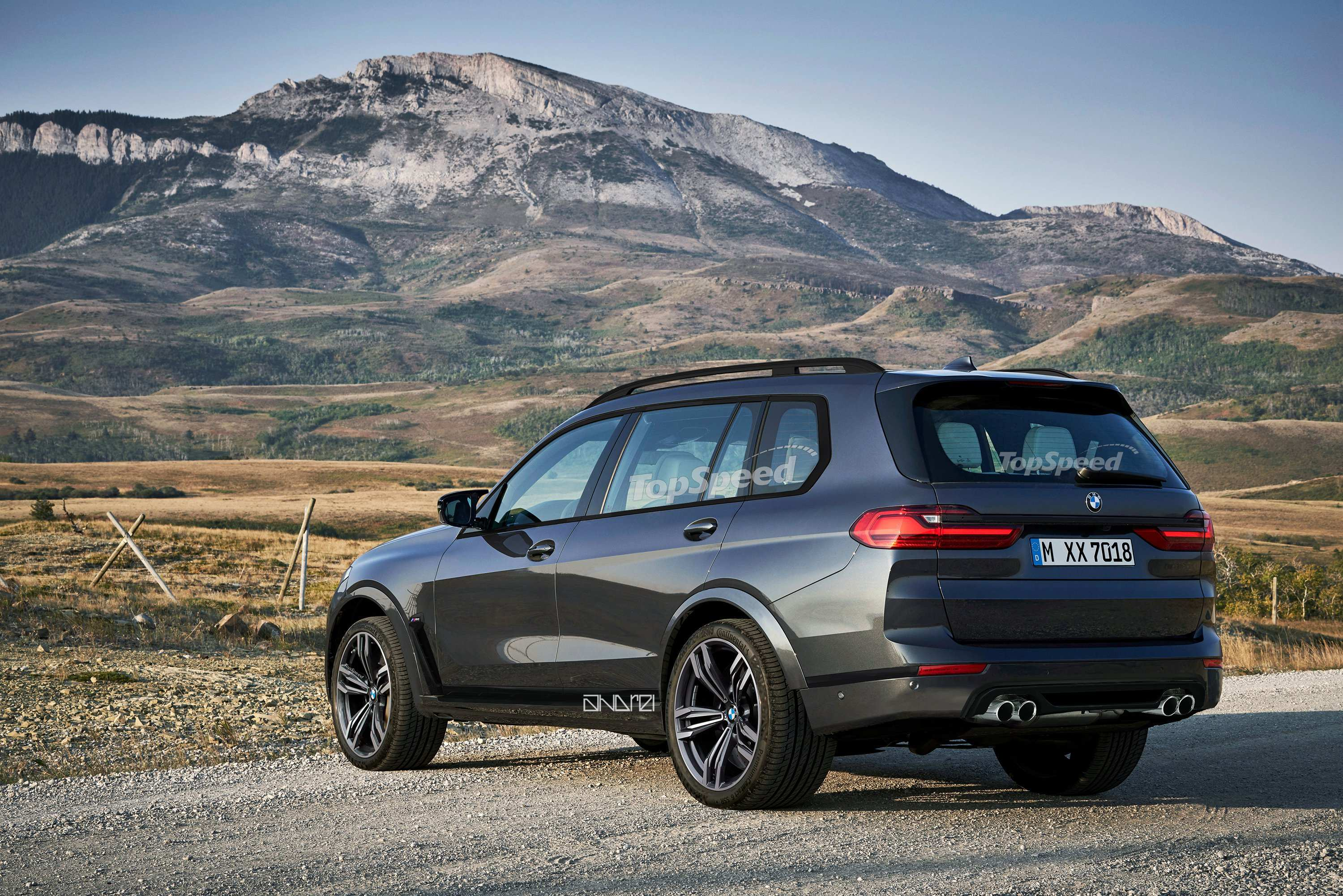 63 A BMW X7 2020 Configurations