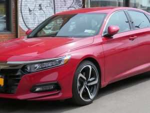63 A Honda Accord 2020 V6 New Model and Performance