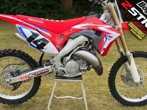 63 A Honda Two Stroke 2020 Pricing