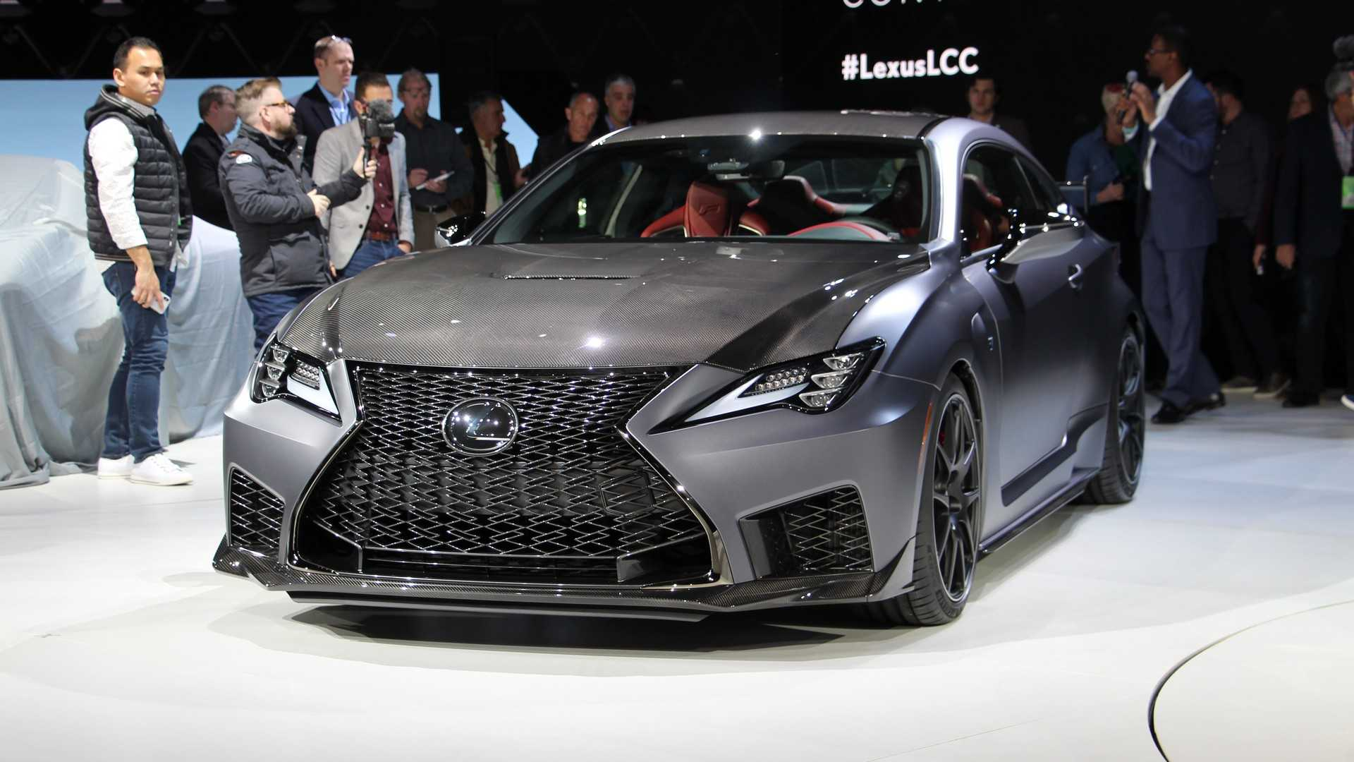 63 A Lexus F 2020 Performance