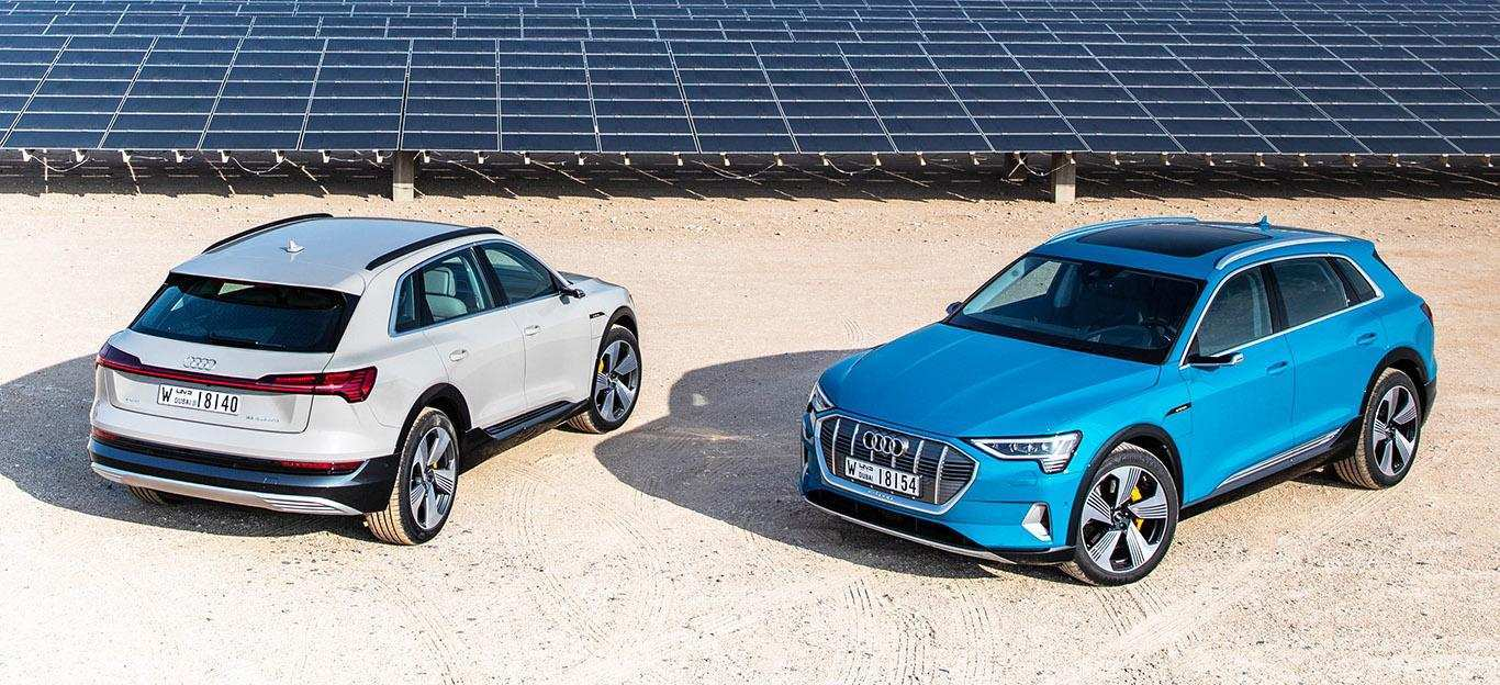 63 All New 2019 Audi E Tron Quattro New Review