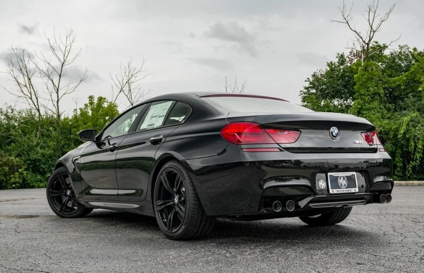 63 All New 2019 Bmw M6 New Model and Performance