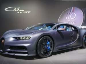 63 All New 2019 Bugatti Chiron Sport Top Speed Redesign and Concept