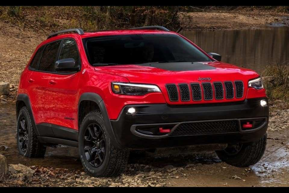 63 All New 2019 Jeep Cherokee Trailhawk Picture