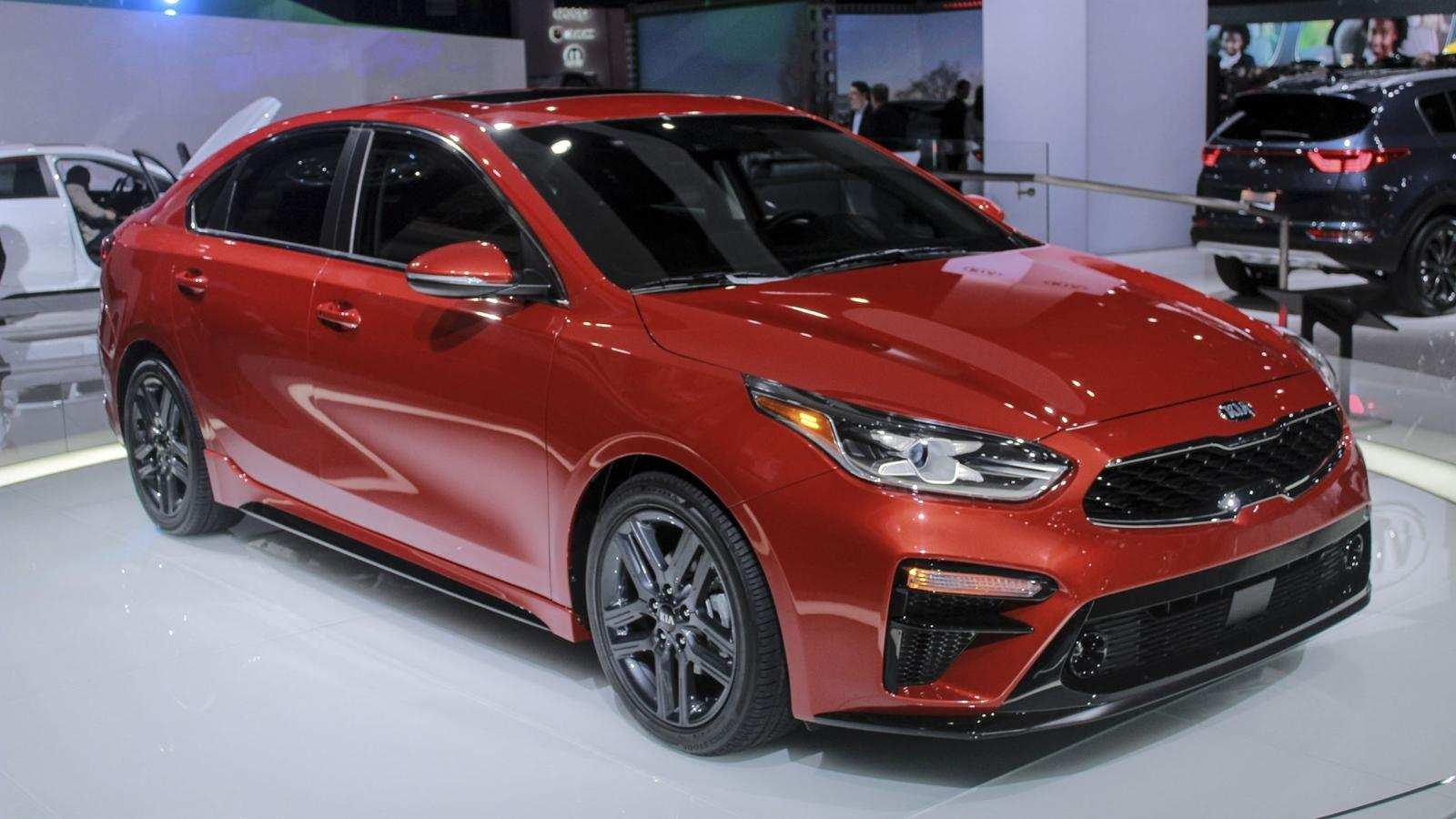 63 All New 2019 Kia Forte First Drive