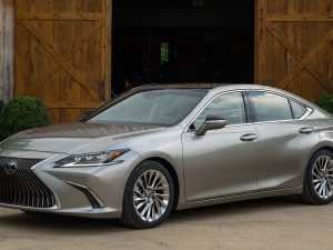 63 All New 2019 Lexus Es 350 Pictures Redesign and Review