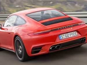 63 All New 2019 New Porsche 911 Review