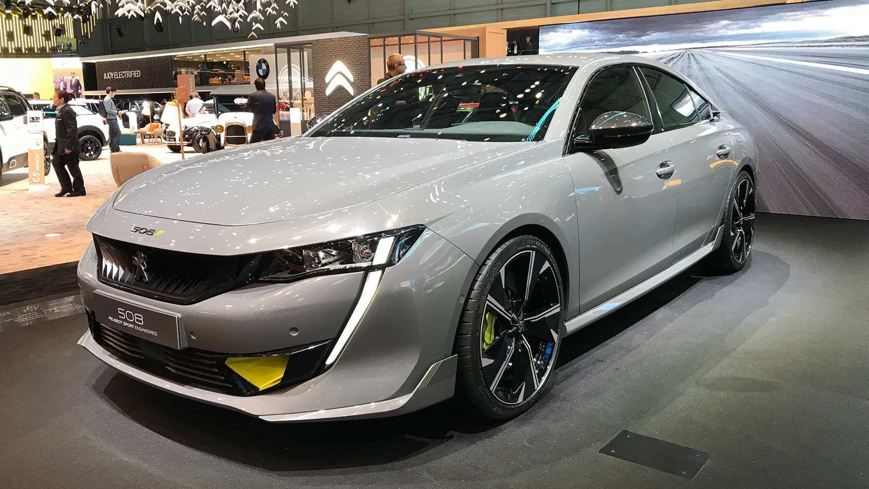 63 All New 2019 Peugeot Research New