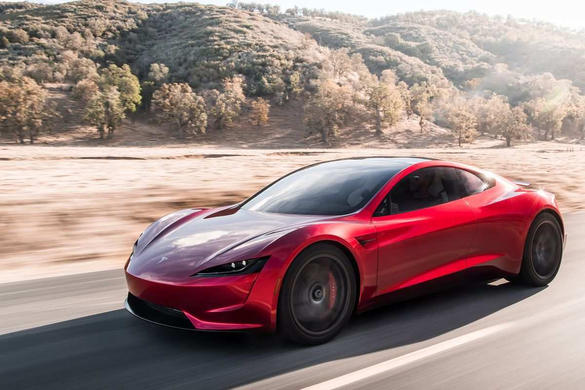 63 All New 2019 Tesla Roadster Interior Exterior and Interior