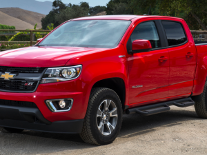 63 All New 2020 Chevrolet Colorado Updates Performance and New Engine