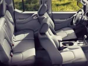 63 All New 2020 Nissan Frontier Interior Picture