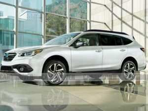 63 All New 2020 Subaru Outback Price Redesign and Concept